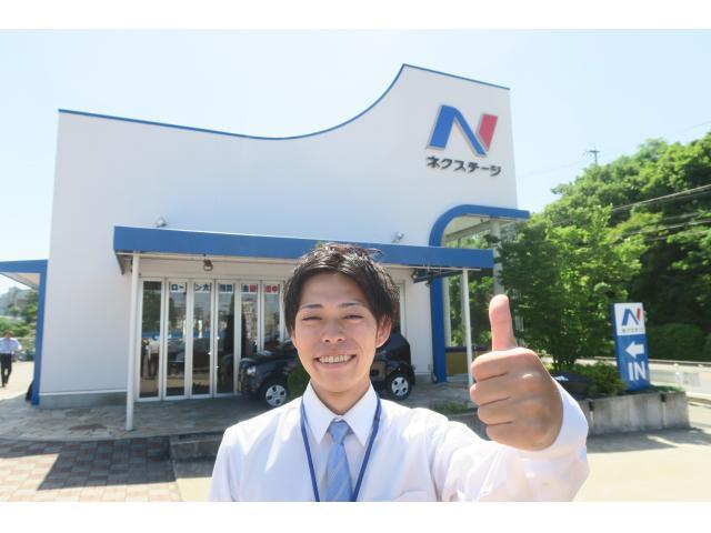 ネクステージのスタッフ写真 カーライフアドバイザー 中村 憲太郎