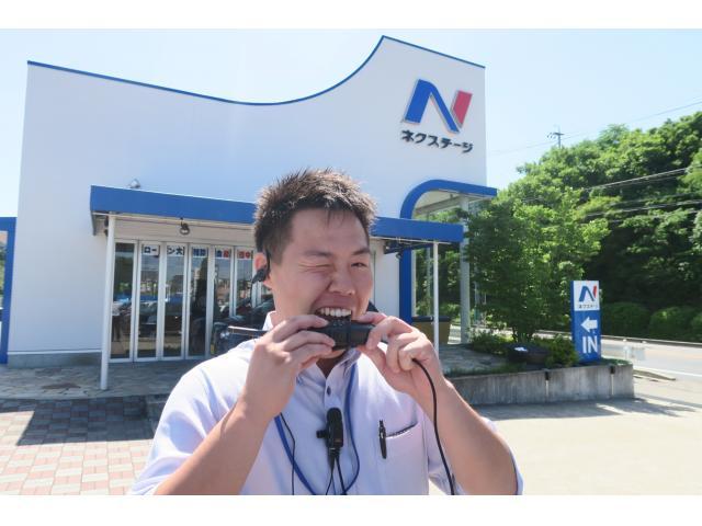 ネクステージのスタッフ写真 カーライフアドバイザー 山田 龍