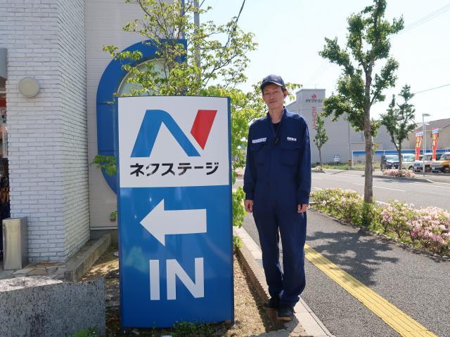 ネクステージのスタッフ写真 メカニック 下村 聡