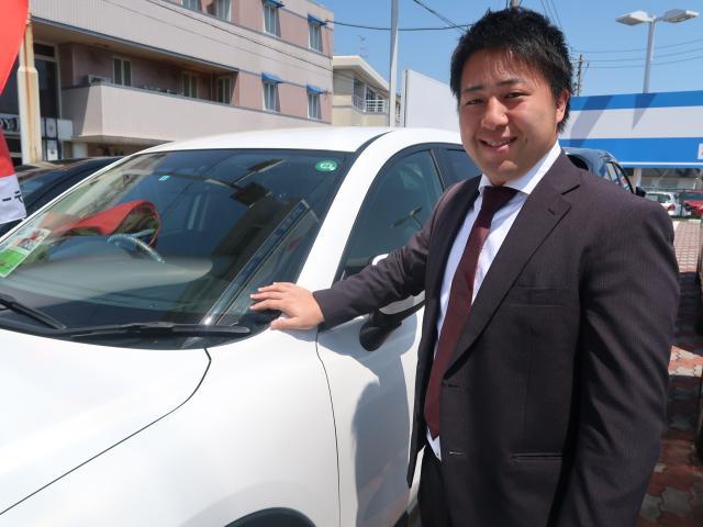 ネクステージのスタッフ写真 カーライフアドバイザー 菊地 哲平
