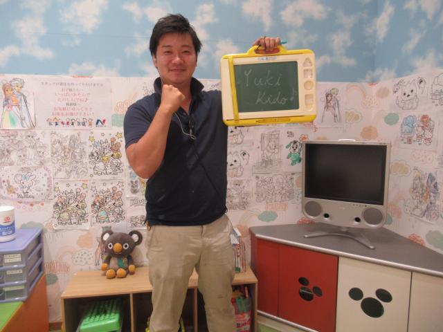 ネクステージのスタッフ写真 副店長 木戸 祐貴