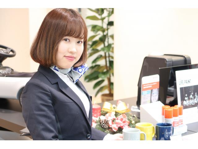 ネクステージのスタッフ写真 ショールームアテンダント 山本 真子