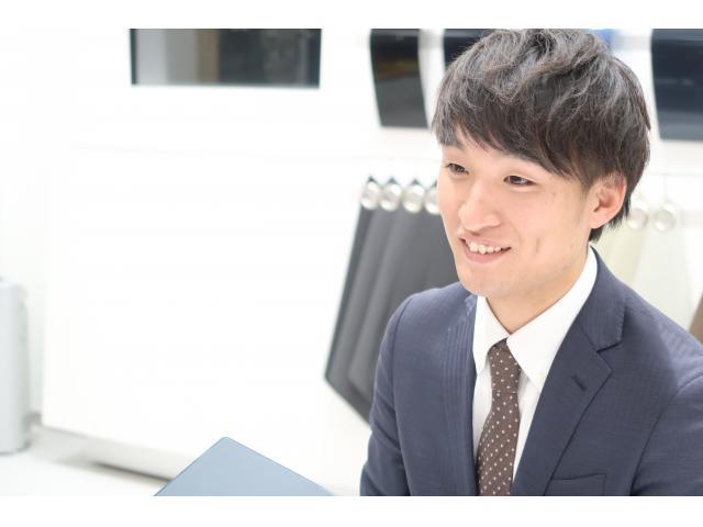 ネクステージのスタッフ写真 セールスパーソン 山谷 元基