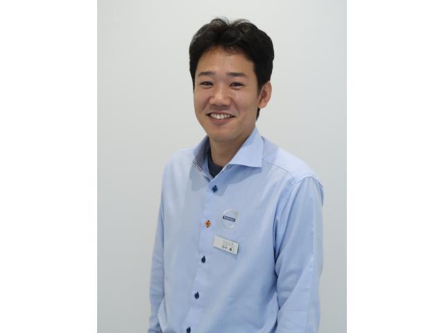 ネクステージのスタッフ写真 サービスマネージャー 田中 陽二