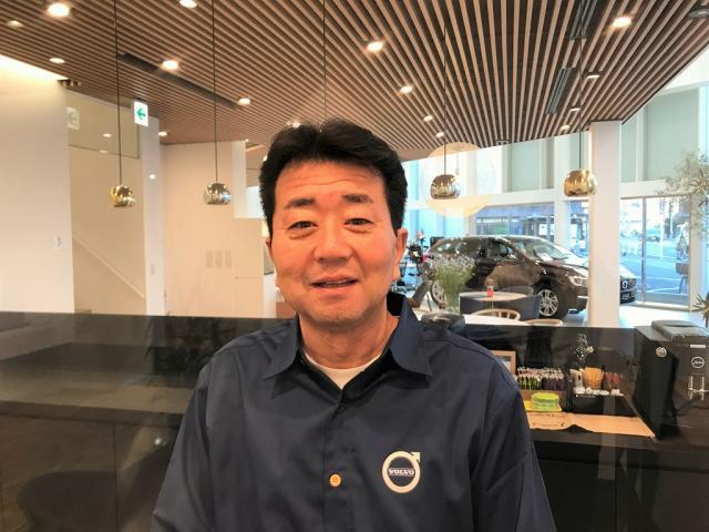 ネクステージのスタッフ写真 サービスマネージャー 武富 満博