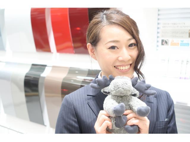 ネクステージのスタッフ写真 ショールームアテンダント 西田 友里恵