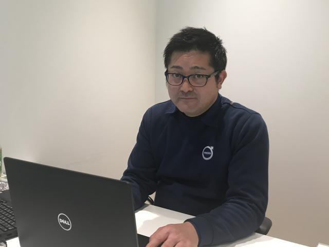 ネクステージのスタッフ写真 サービスマネージャー 森木 佑作