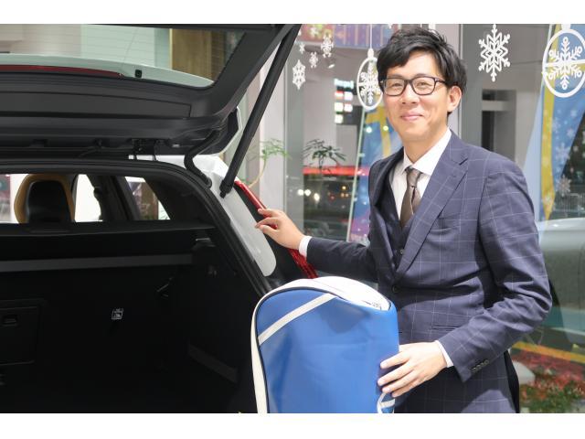 ネクステージのスタッフ写真 セールスマネージャー 難波 慎也