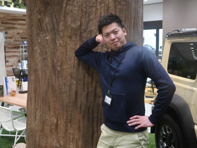 ネクステージのスタッフ写真 カーライフアドバイザー 小河  優樹