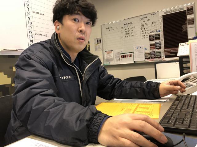 ネクステージのスタッフ写真 工場長 田邉 利幸