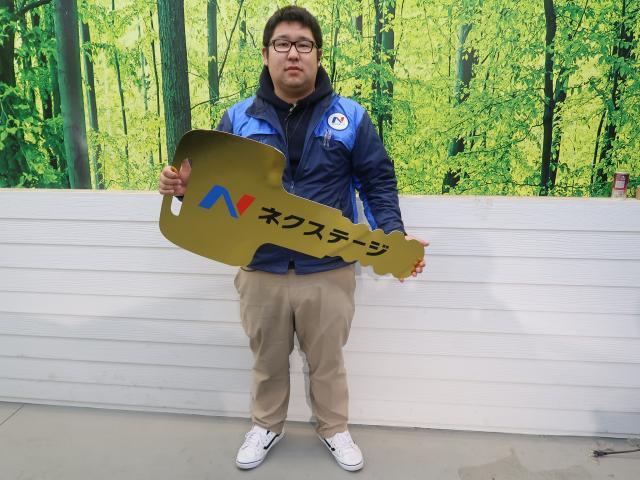 ネクステージのスタッフ写真 チーフアドバイザー 仙波 大輔