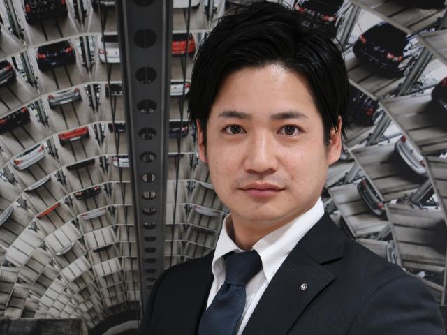 ネクステージのスタッフ写真 セールス 今井 悠介