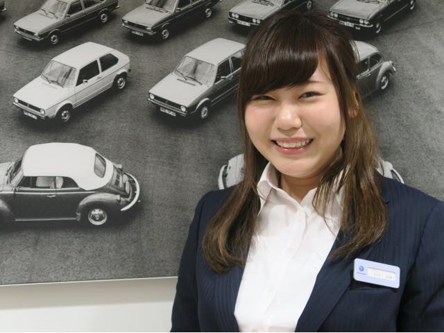 ネクステージのスタッフ写真 セールス 石川 花林