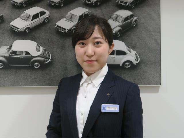 ネクステージのスタッフ写真 セールス 田中 果苗