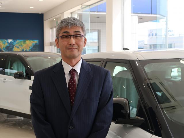 ネクステージのスタッフ写真 サービスマネージャー 桃原 勲
