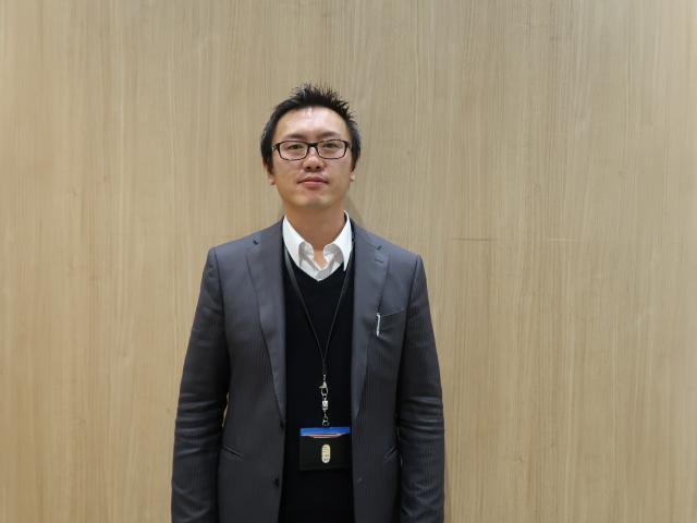 ネクステージのスタッフ写真 副店長 平田 貴康