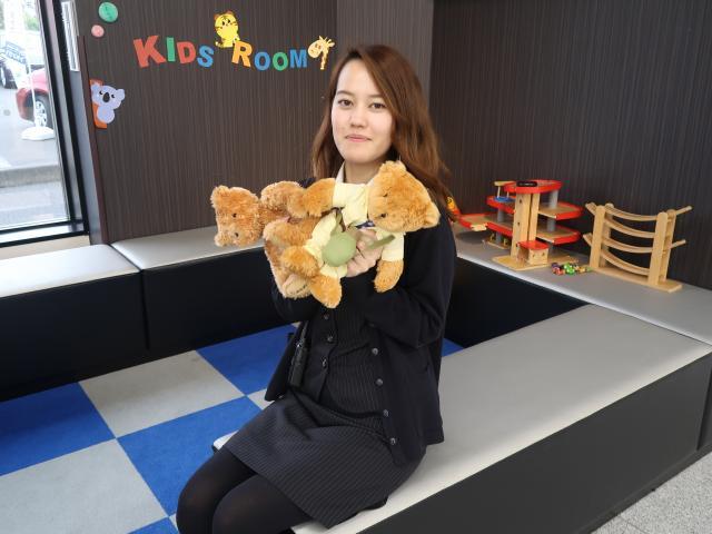 ネクステージのスタッフ写真 事務 脇田佳奈