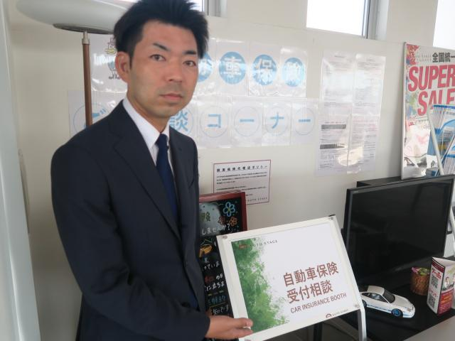 ネクステージのスタッフ写真 カーライフアドバイザー 吉川 健一
