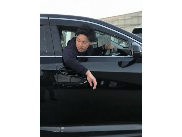 ネクステージのスタッフ写真 カーライフアドバイザー 丹羽 俊輝