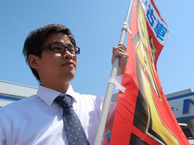 ネクステージのスタッフ写真 カーライフアドバイザー 松井幸三郎