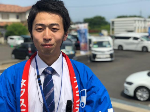ネクステージのスタッフ写真 カーライフアドバイザー 葛西 志郁那