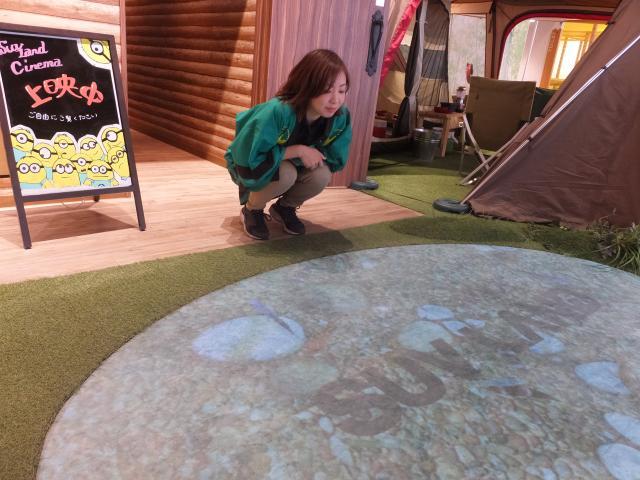 ネクステージのスタッフ写真 カーライフアドバイザー 小野原 珠莉