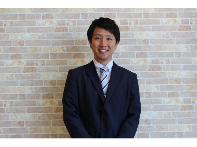 ネクステージのスタッフ写真 カーライフアドバイザー 坂本 健太