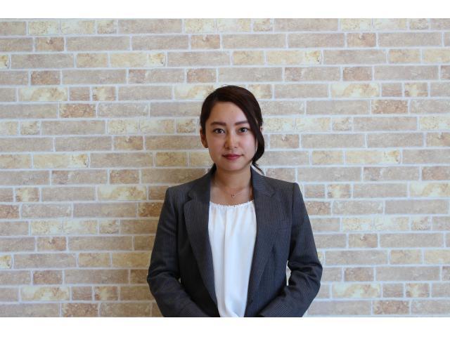 ネクステージのスタッフ写真 カーライフプランナー 野田 菜々穂