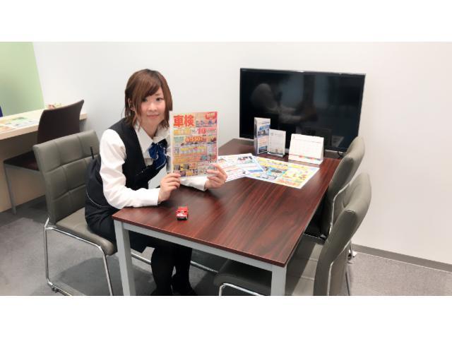 ネクステージのスタッフ写真 サービスフロント 野沢 祐花奈