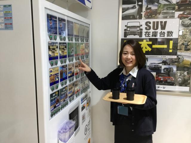 ネクステージのスタッフ写真 サービスフロント 松波 志歩