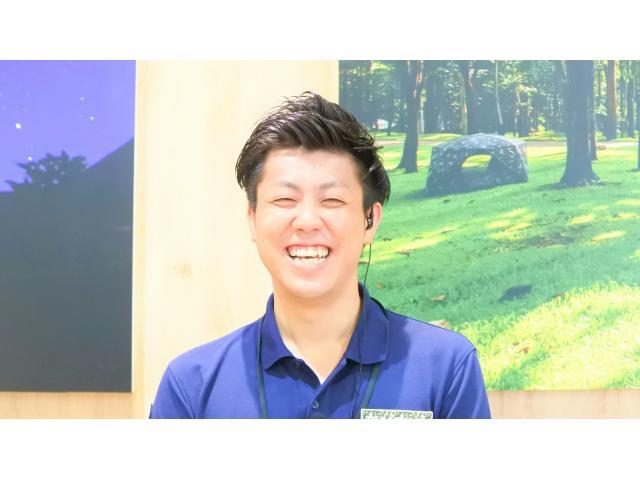 ネクステージのスタッフ写真 カーライフアドバイザー 後藤 大輝