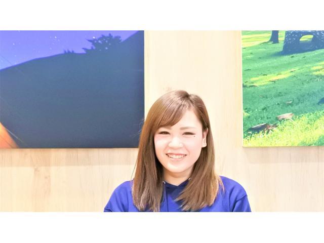 ネクステージのスタッフ写真 カーライフプランナー 久禮 里奈