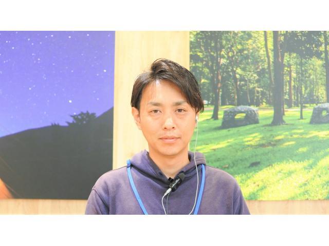 ネクステージのスタッフ写真 チーフアドバイザー 梅津 彰登