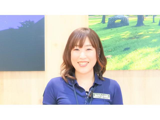 ネクステージのスタッフ写真 カーライフプランナー 中村 志寿香