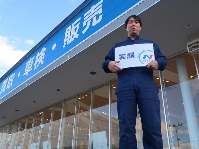 ネクステージのスタッフ写真 メカニック 大泉 広行