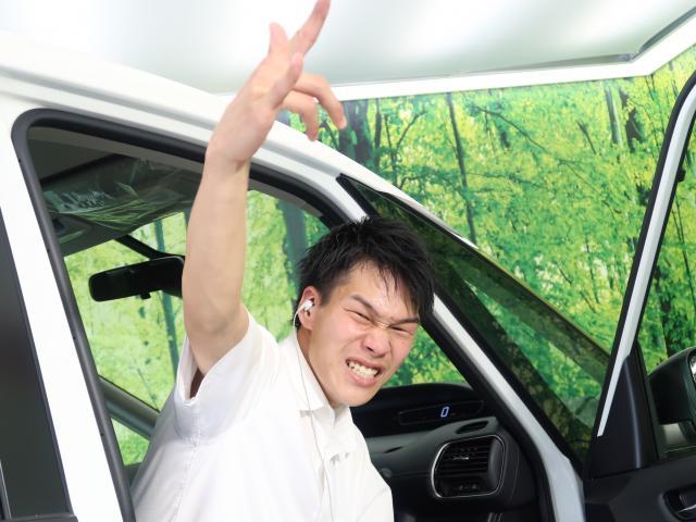 ネクステージのスタッフ写真 カーライフアドバイザー 井上 健太