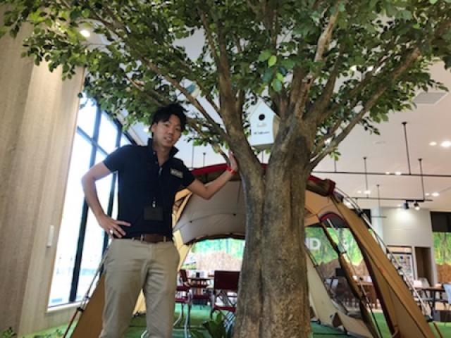 ネクステージのスタッフ写真 店長代理 原田 亮太