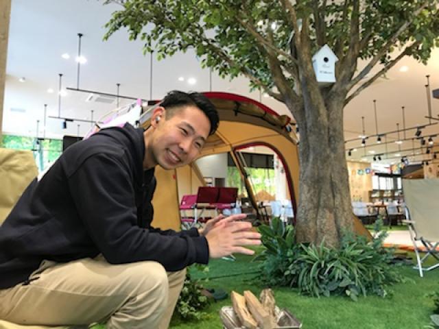 ネクステージのスタッフ写真 チーフアドバイザー 佐藤 勇太