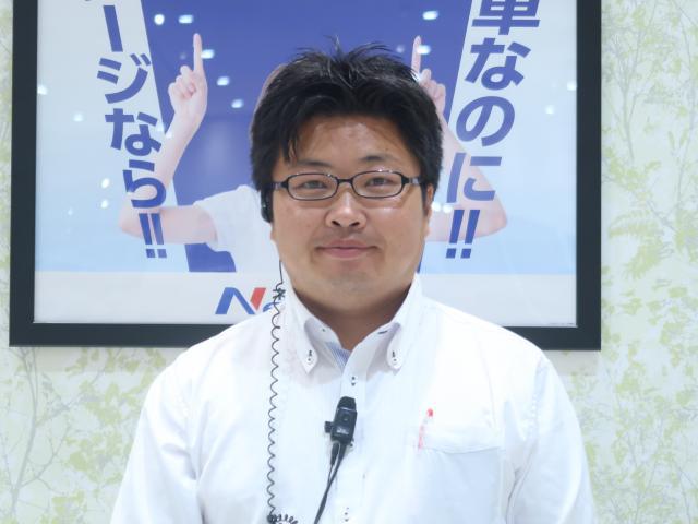 ネクステージのスタッフ写真 副店長 野田賢吾