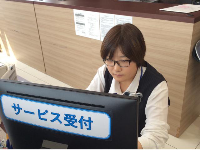 ネクステージのスタッフ写真 カーライフプランナー 佐口 夏菜