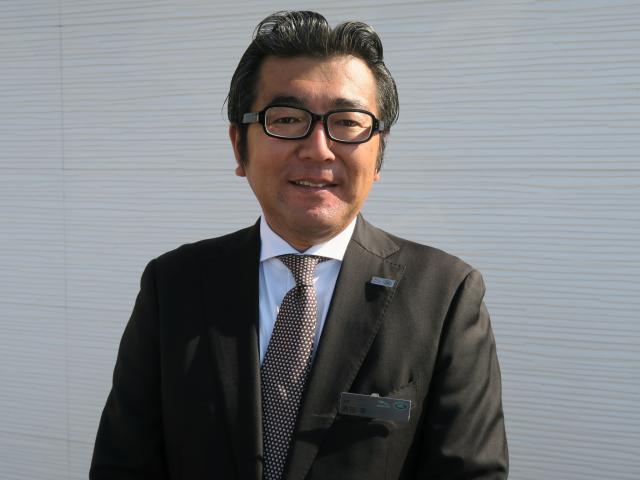 ネクステージのスタッフ写真 店長 吉田 宰