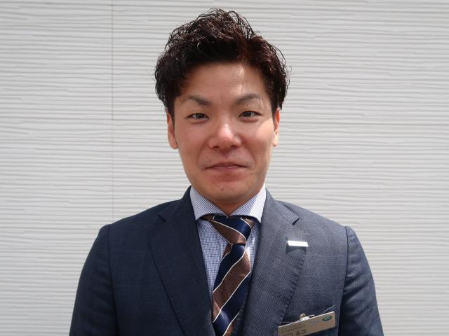 ネクステージのスタッフ写真 セールスエグゼクティブ 谷口 永次
