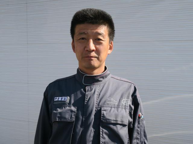 ネクステージのスタッフ写真 サービスマネージャー 坪倉 哲治