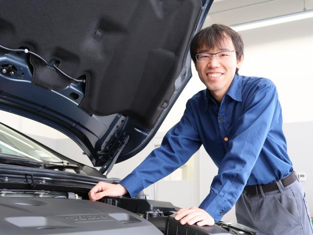 ネクステージのスタッフ写真 テクニシャン 駒月 和夫