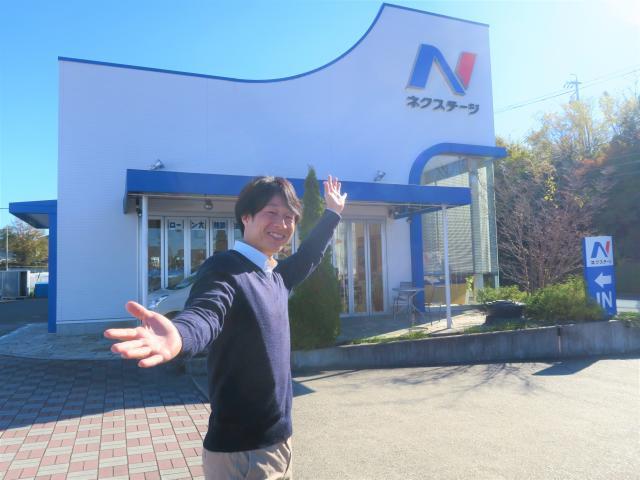 ネクステージのスタッフ写真 店長 松井 充