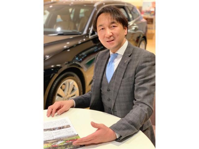 ネクステージのスタッフ写真 セールスマネージャー 〆野 俊介