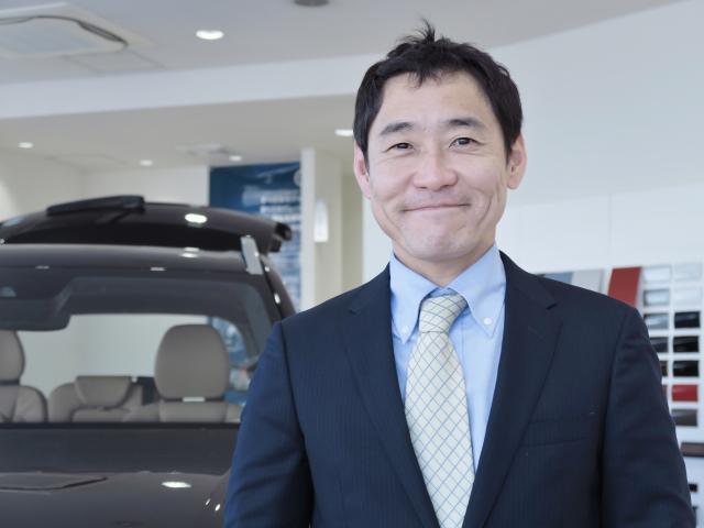 ネクステージのスタッフ写真 セールスマネージャー 川辺 俊介