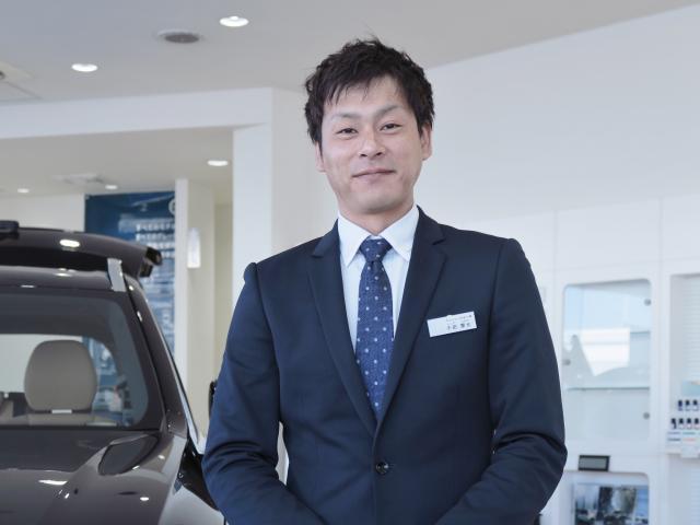 ネクステージのスタッフ写真 セールスパーソン 千田 潤也