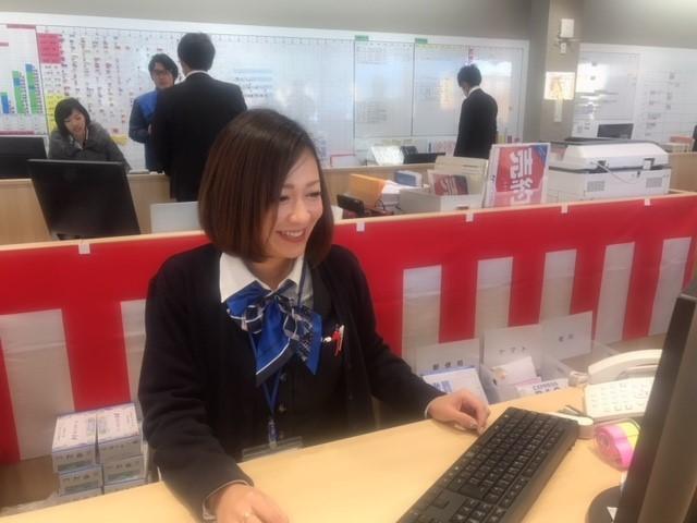 ネクステージのスタッフ写真 カーライフアドバイザー 小島 宏美