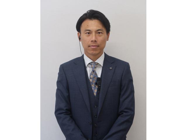 ネクステージのスタッフ写真 カーライフアドバイザー 田中利樹